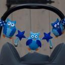 Wagenspanner blauw maxicosi