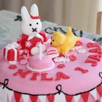 Verjaardagstaart Nijntje