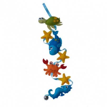 Thema kinderkamer aquarium